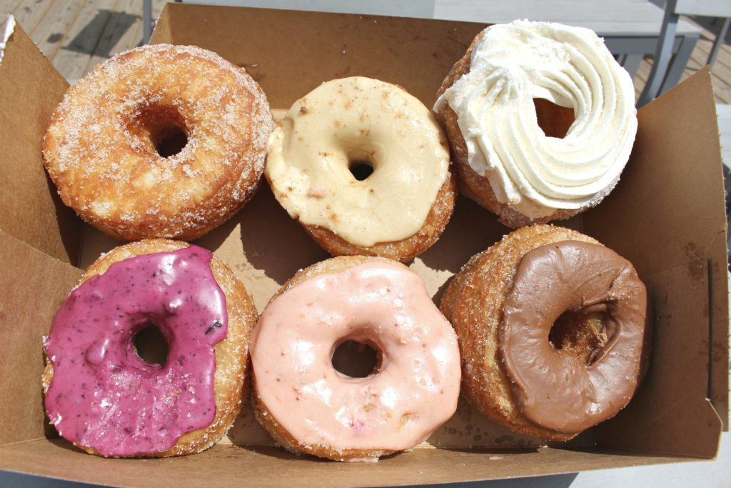 Five Daughters Bakery Donuts