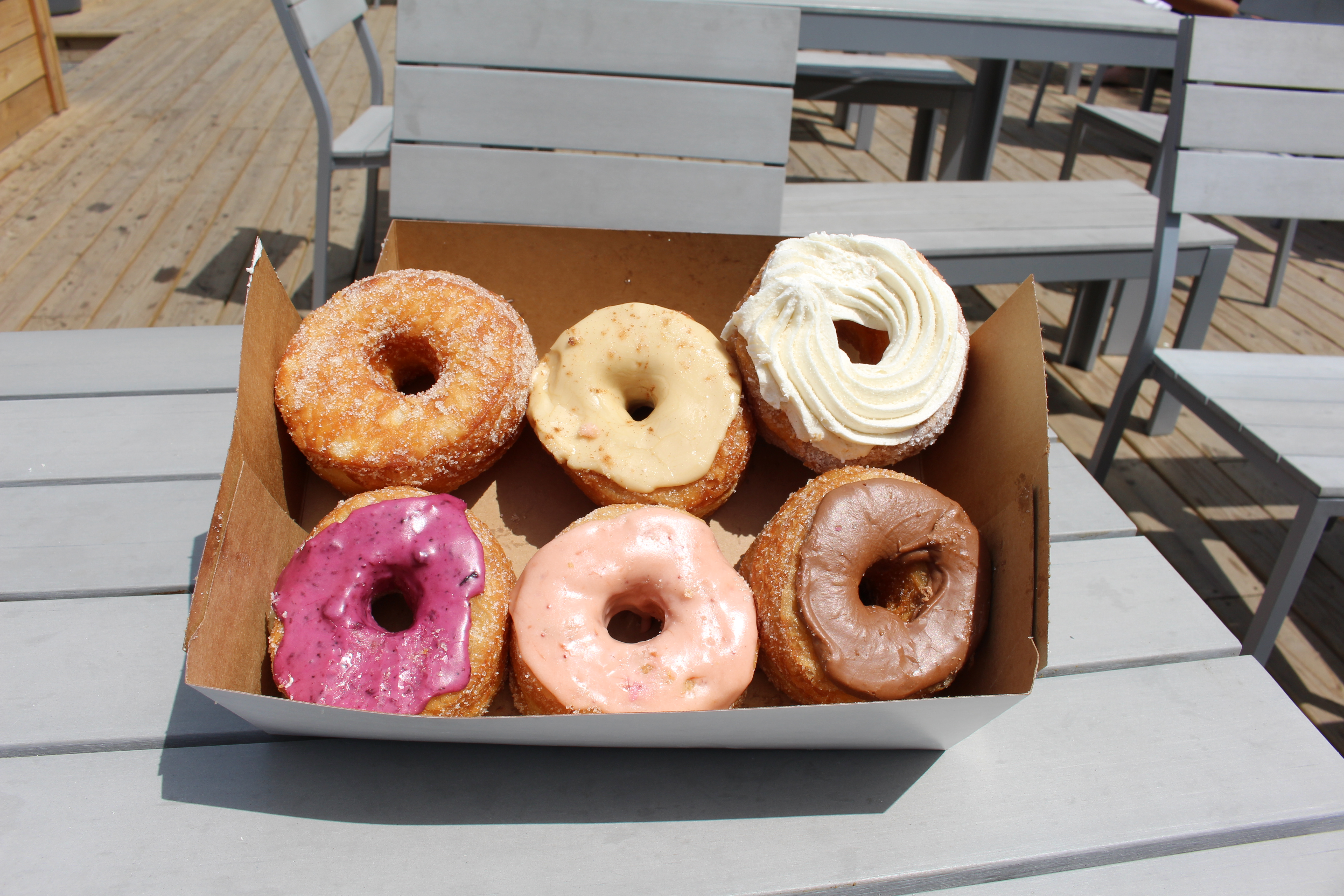 Five Daughters Bakery Box of Donuts