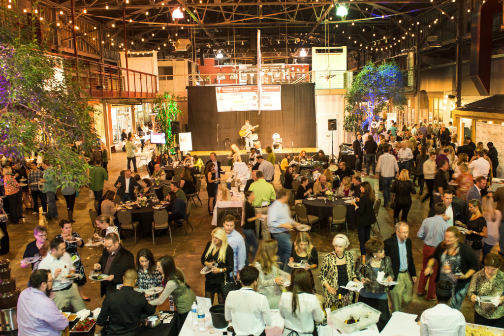 Franklin Wine Festival at The Factory