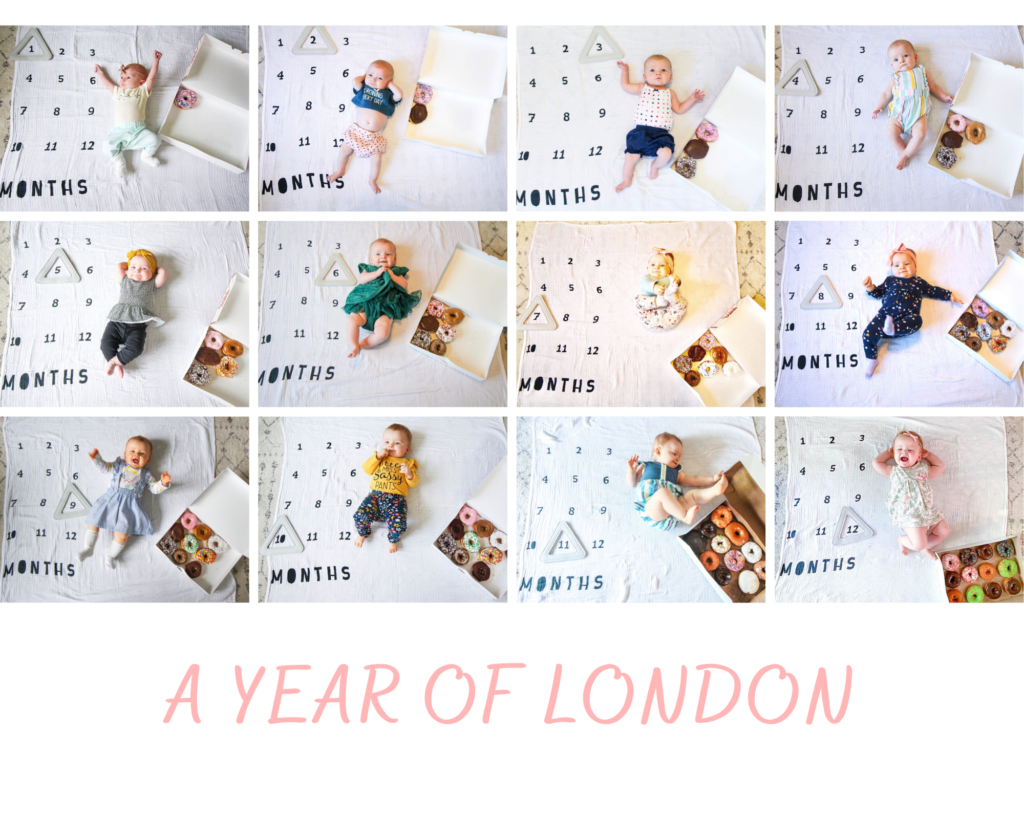 A year of London